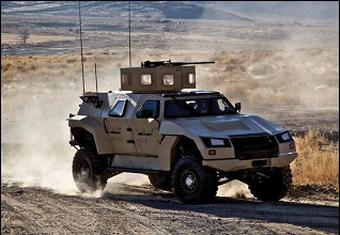 Locating Armored Car