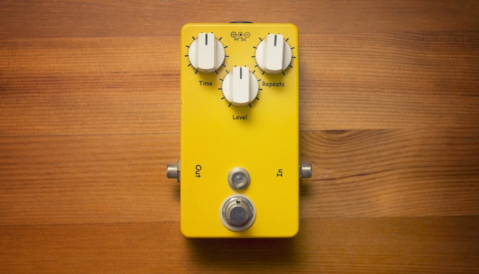 why you need delay pedal
